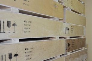 Деревянная упаковка и тара